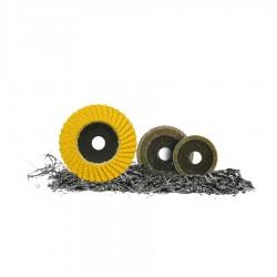 Discuri lamelare cu ceramica CERA TURBO™